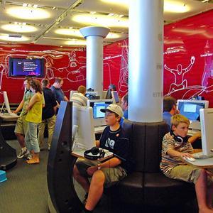 Интернет-кафе Иссы