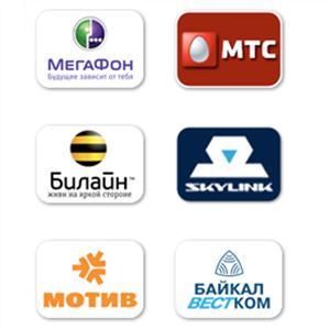 Операторы сотовой связи Иссы